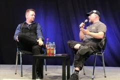 Steffen Volkmer und Mike Perkins