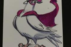 Sketch Sarah Burrini