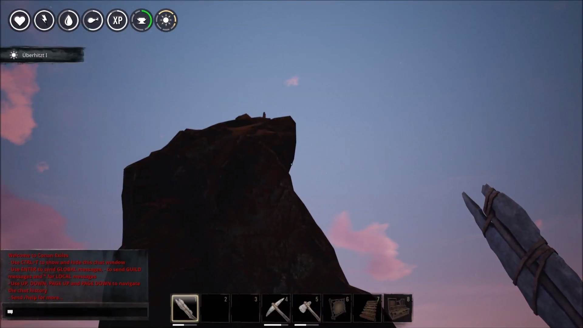 Kletterausrüstung Conan Exiles : Conan exiles u2013 durch die wüste nerdenthum