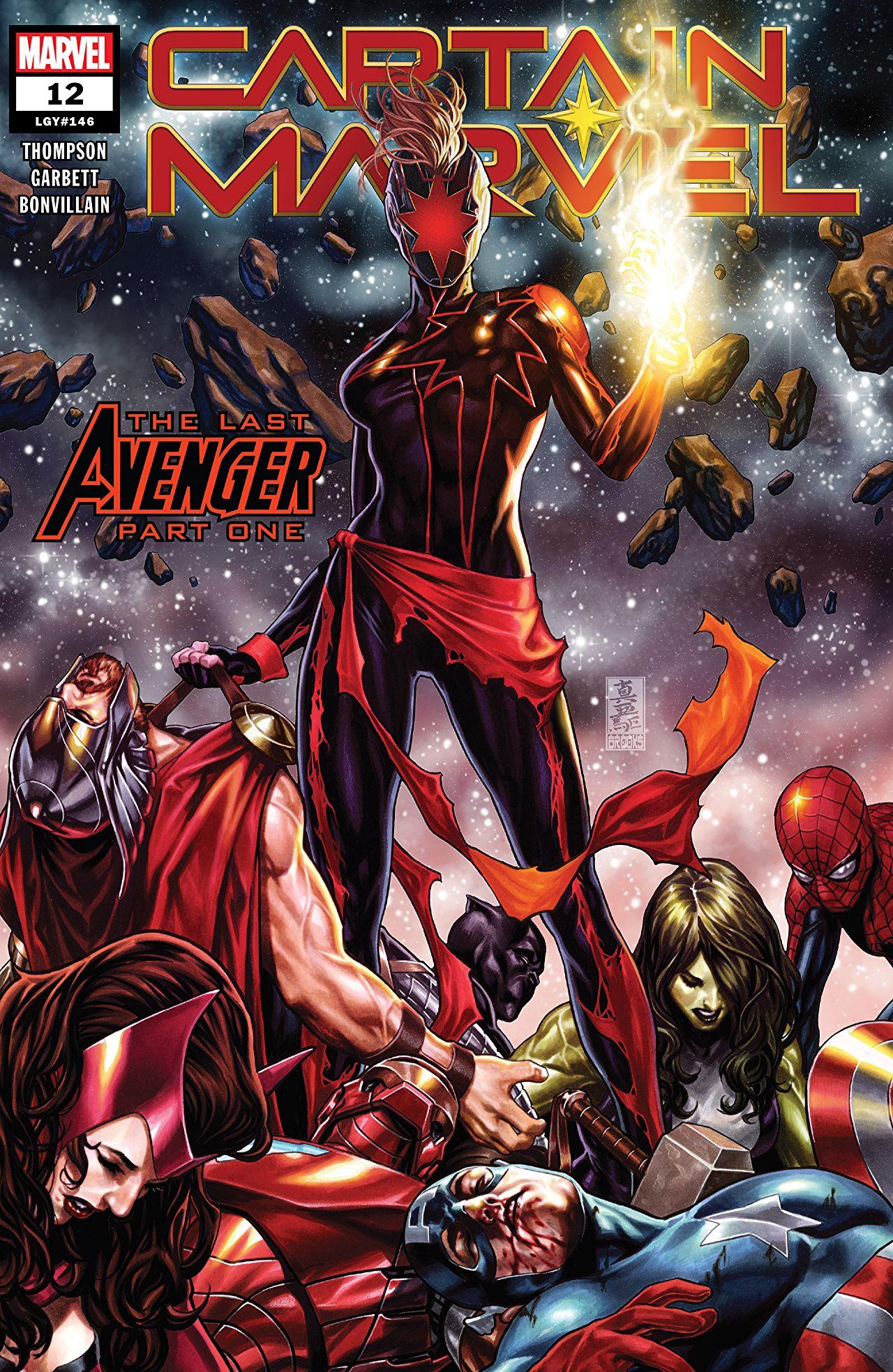 Captain Marvel Erscheinungsdatum