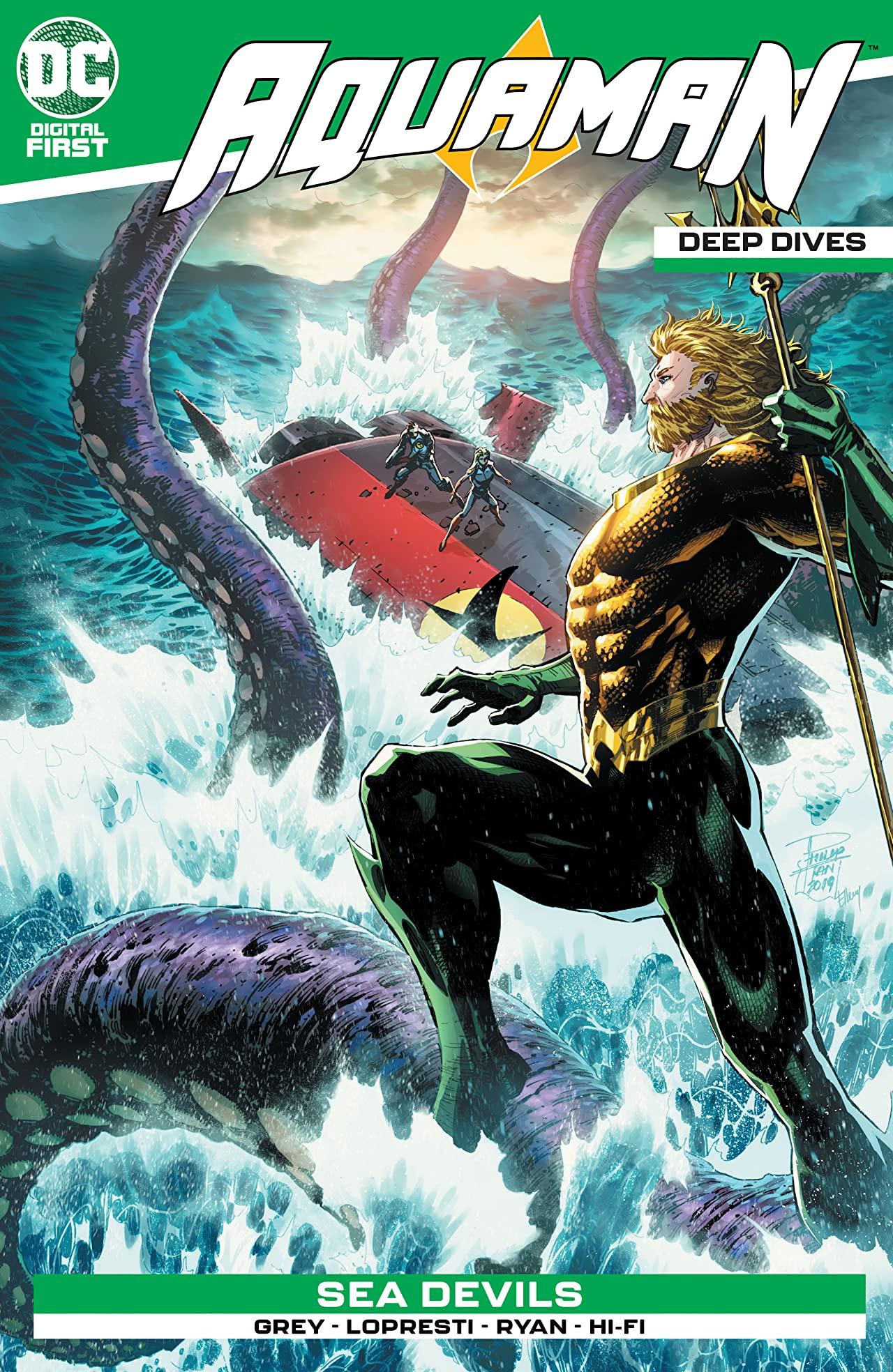 Aquaman Erscheinungsdatum